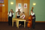 Cimbalom band at the Social evening